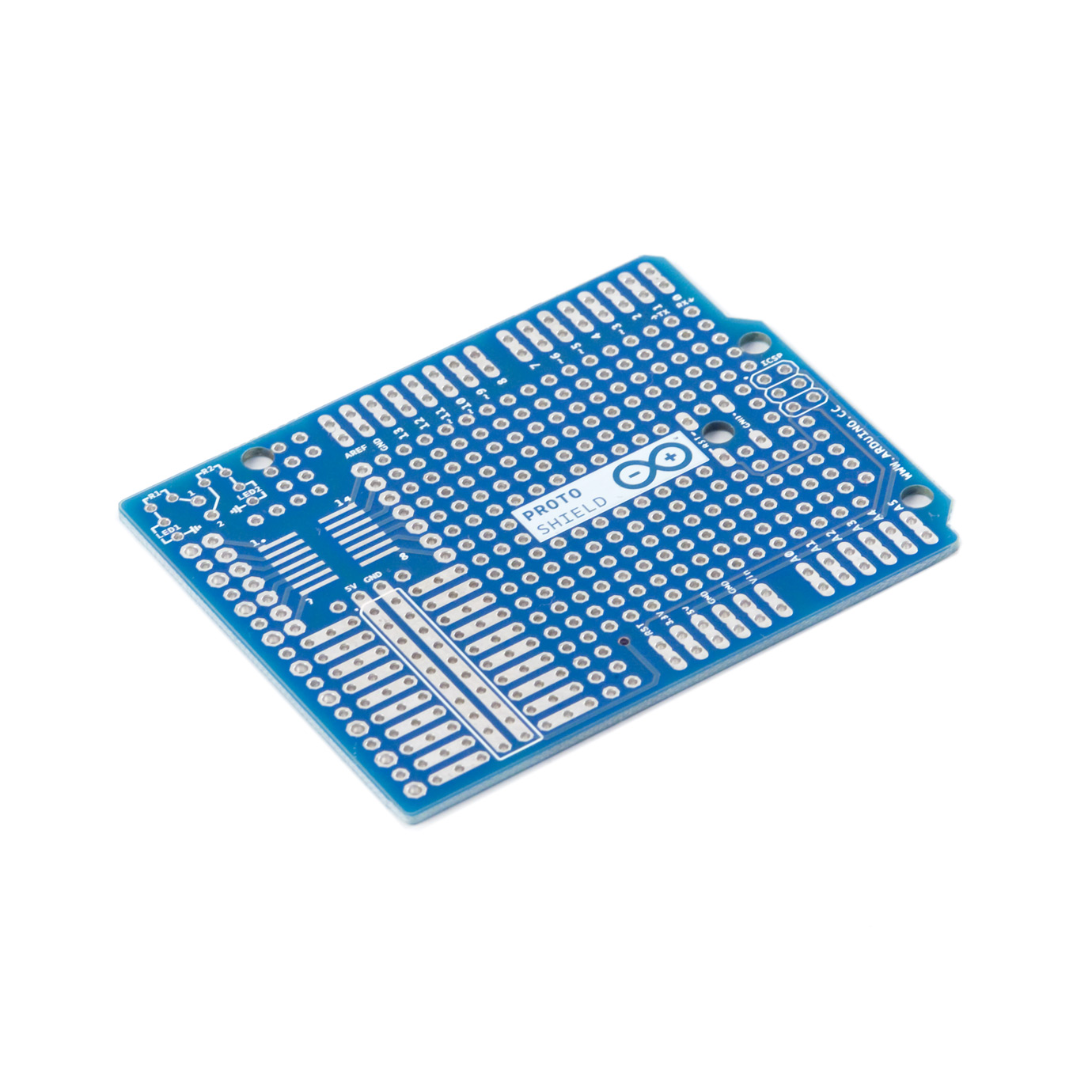 Wave Shield Kit for Arduino - RobotShop